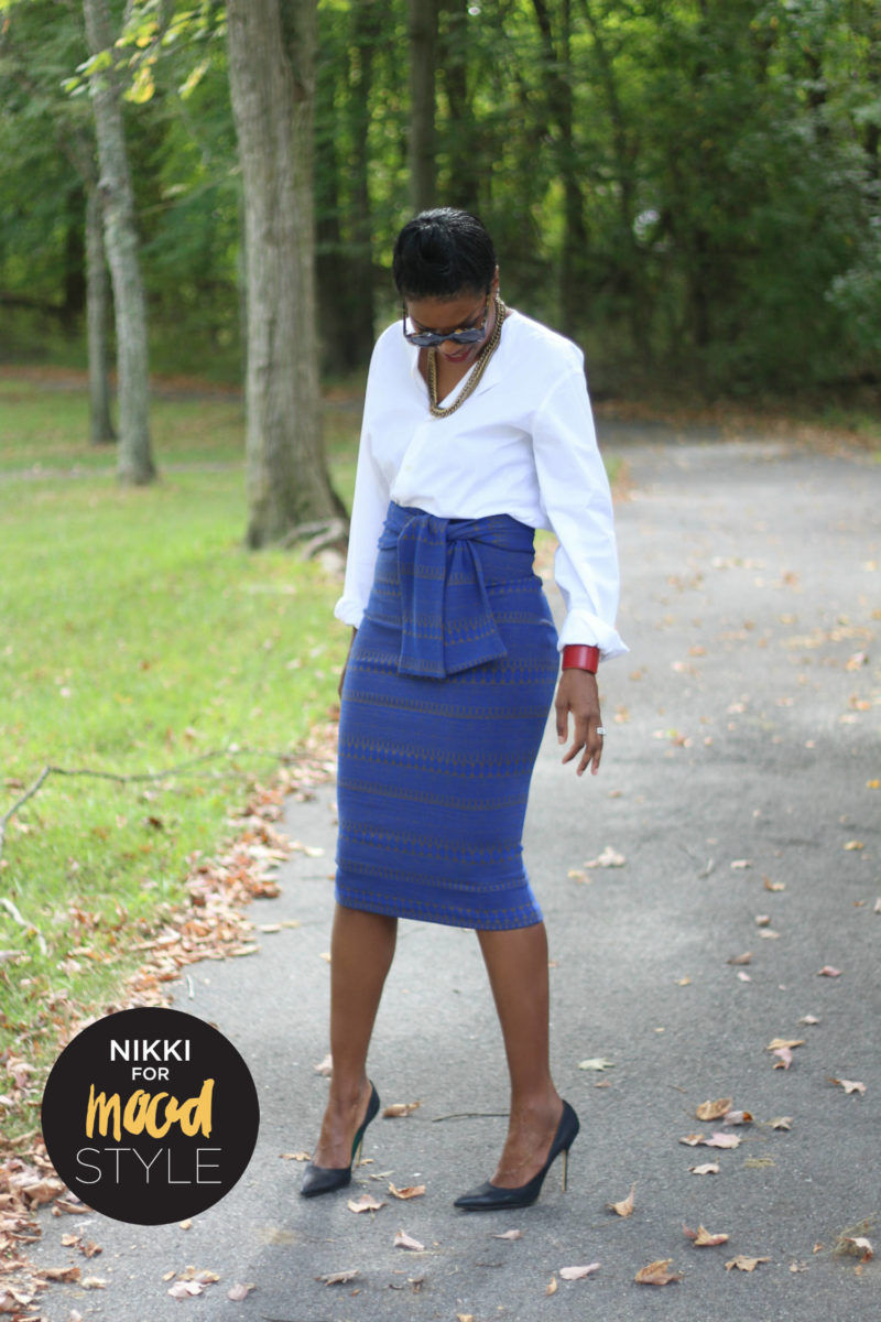 347fed289 The perfect pencil skirt - Mood Sewciety