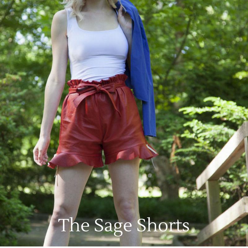 The Sage Shorts
