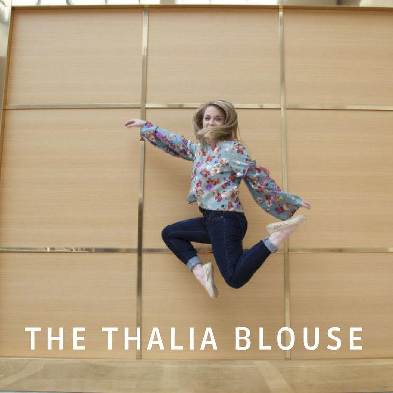 The Thalia Blouse