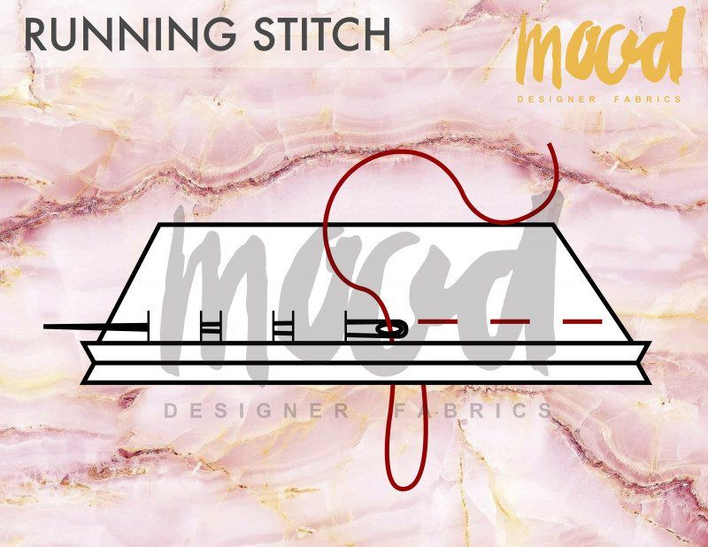 All About Hand Sewing - Mood Sewciety