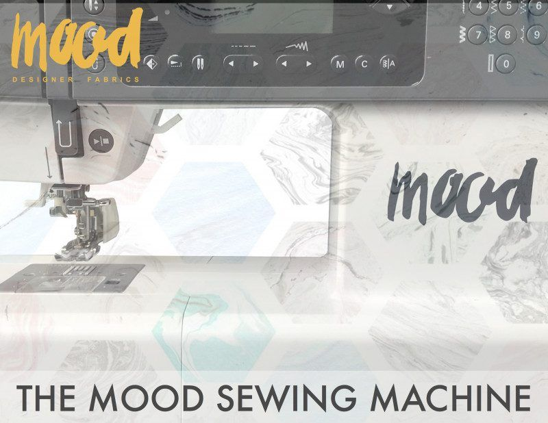 Anatomy Of A Sewing Machine Mood Sewciety Stunning What Do I Need For My Sewing Machine