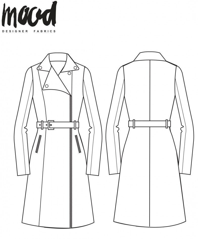 The Calypso Jacket Free Sewing Pattern Mood Sewciety