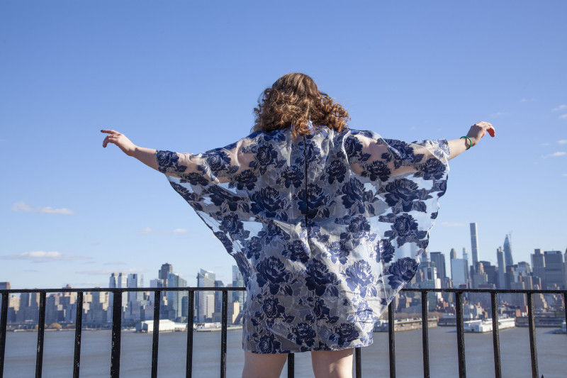 Dress free sewing pattern