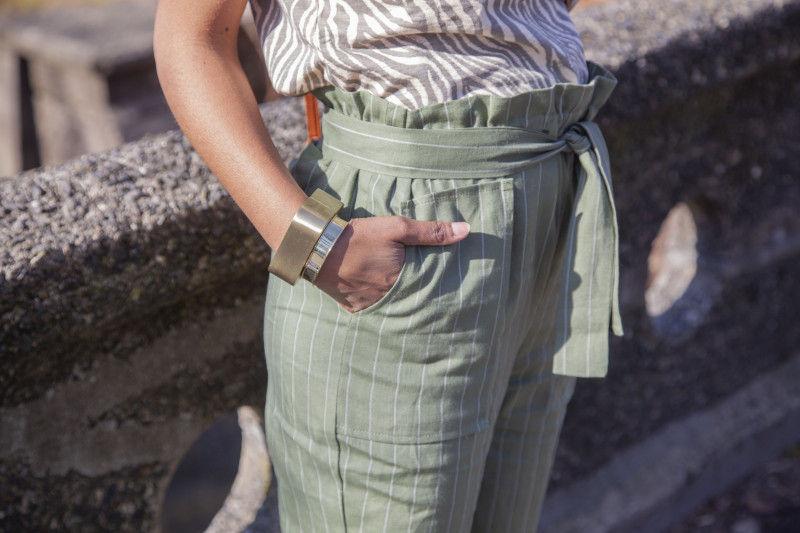 Free Pant Sewing Pattern