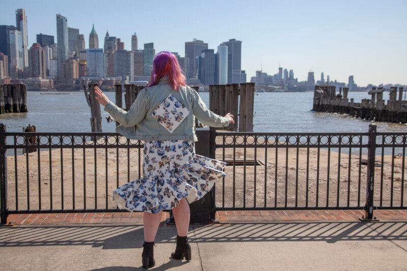 Free ruffle skirt sewing pattern