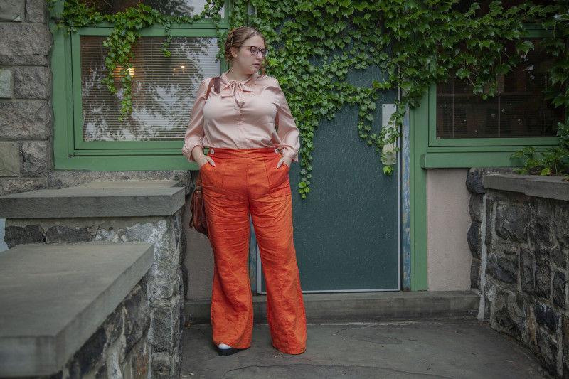 free pants sewing pattern