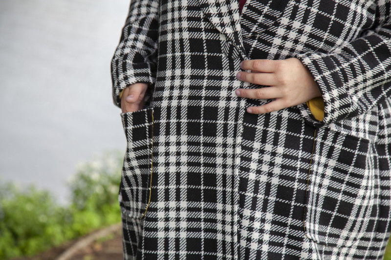 free coat sewing pattern