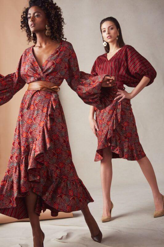 Sachin & Babi   Fall 2019 Ready-to-Wear