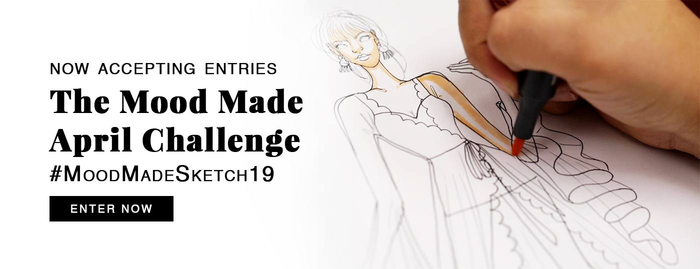Enter our #MoodMadeSketch19 > Learn More!