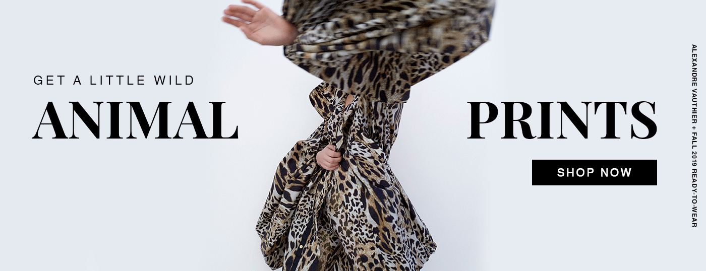 Shop Animal Prints