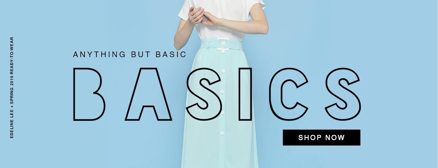 Shop Basic Fabrics