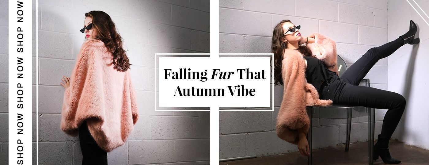 Fall for our Fur Fabrics!