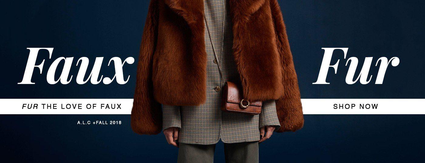 Faux Fur Faux Real! - Shop Now