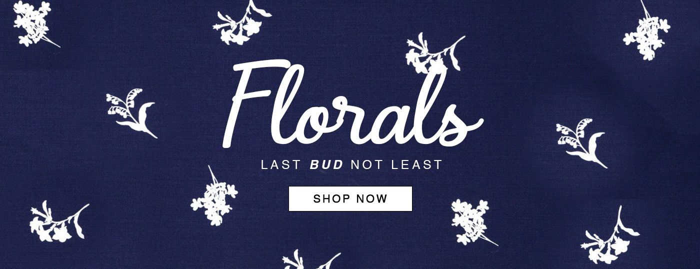 Shop Everything Floral