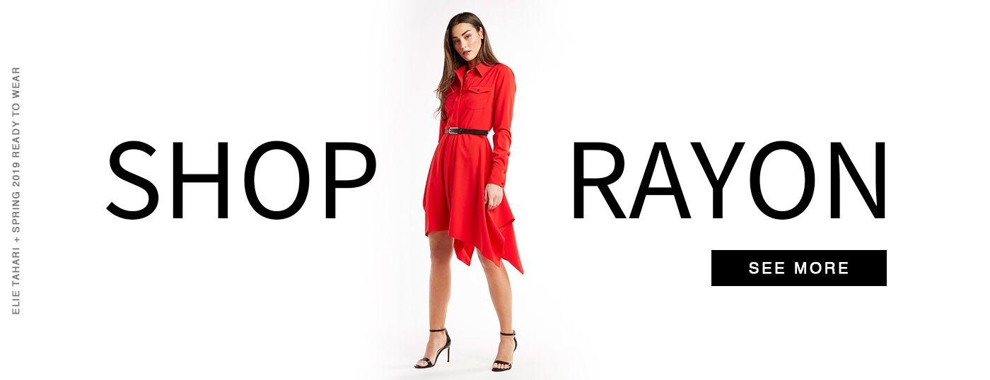 Shop Rayon Fabrics