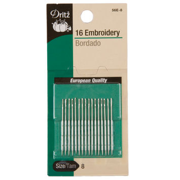 Embroidery Needles