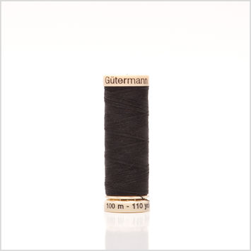 10 Black 100m Gutermann Sew All Thread