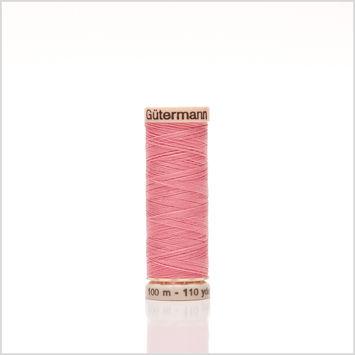 321 Bubble Gum 100m Gutermann Sew All Thread