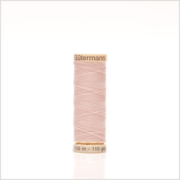 371 Salmon Buff 100m Gutermann Sew All Thread