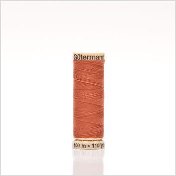 363 Dark Peach 100m Gutermann Sew All Thread