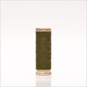 780 Olive 100m Gutermann Sew All Thread