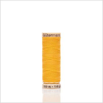 855 Saffron 100m Gutermann Sew All Thread