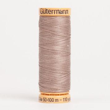 3880 Stone Beige 100m Gutermann Cotton Thread