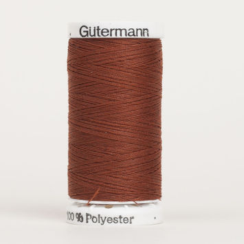 554 Rust 250m Gutermann Sew All Thread