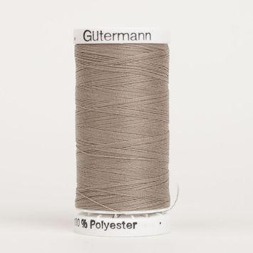 524 Brown Grey 250m Gutermann Sew All Thread