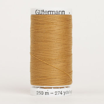 865 Golden Wheat 250m Gutermann Sew All Thread