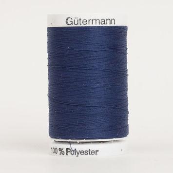266 Dark Blue 500m Gutermann Sew All Thread