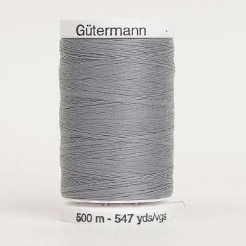 110 Slate 500m Gutermann Sew All Thread
