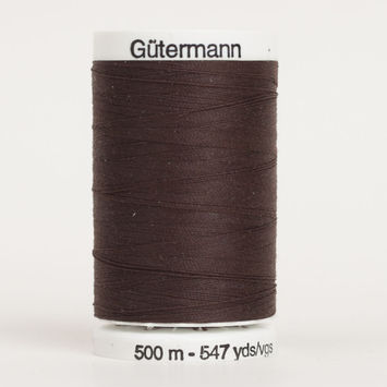 594 Walnut 500m Gutermann Sew All Thread
