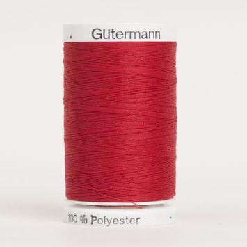 420 Chili Red 500m Gutermann Sew All Thread