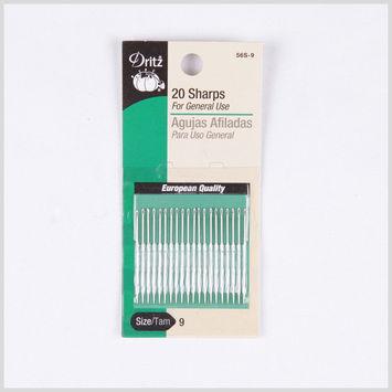 Dritz Size 9 Sharp Needles