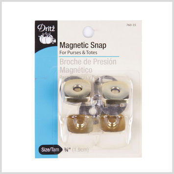 Dritz Magnetic Snap - .75