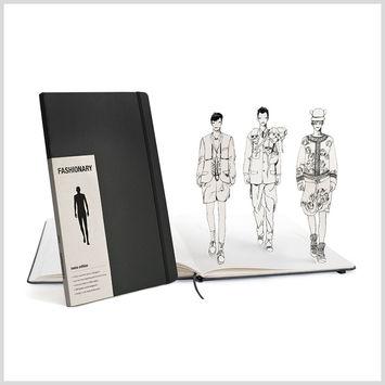 Large Fashionary Men's Sketchbook