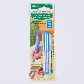 Clover Chaco Liner Pen-Blue