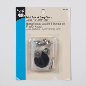 Mini Anorak Snap Tools
