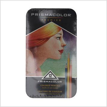 Prismacolor 12 Colored Pencils Set