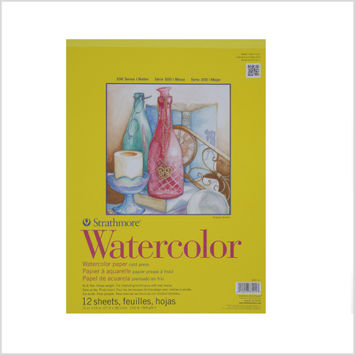 11 X 15 Strathmore Watercolor Pad
