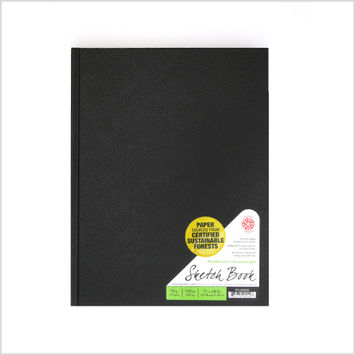 11 x 8.5 Acid Free Sketch Book