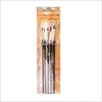 Art Advantage Watercolor Paint Brush Set
