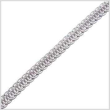 Silver Metal Boning - 10