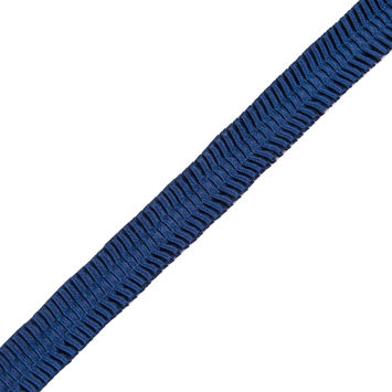 Italian Navy Deep Knife Pleated Trimming - 1