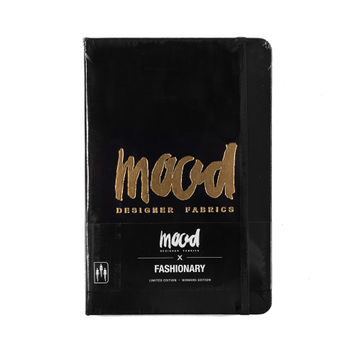 Sleek Mood Brand Fashionary Sketch Book