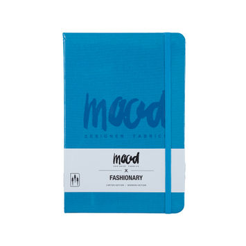 Blue Mood Brand Fashionary Sketch Book - Women's Edition