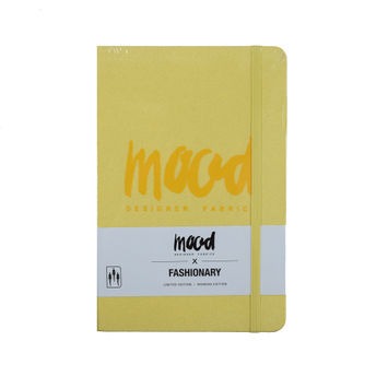 Yellow Mood Brand Fashionary Sketch Book - Women's Edition
