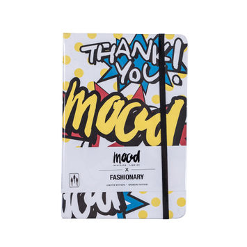 Comic Mood Brand Fashionary Sketch Book
