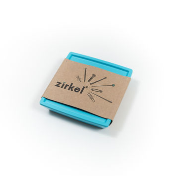 Zirkel Magnetic Pin Holder in Turquoise